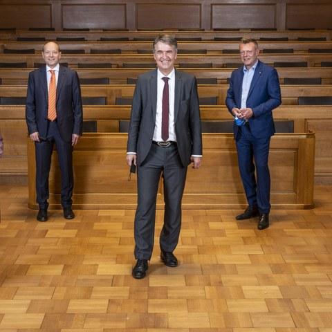 Gemeinderatswahlen Stadt Bern 2020. Vergrösserte Ansicht