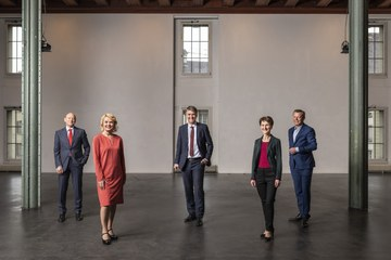 Gemeinderat Stadt Bern 2021-2024. Vergrösserte Ansicht