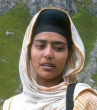Foto der Vermissten Kaur Jagvir