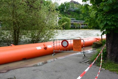 Hochwasser Bern