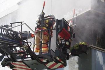 Brand Stapfen 3. Vergrösserte Ansicht