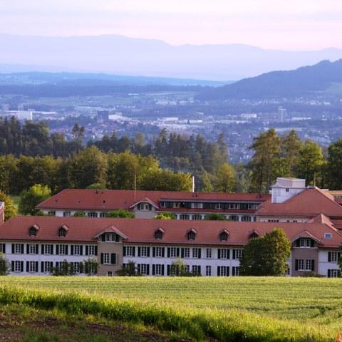 Alters  und Pflegeheim Kühlewil Bild Alters  und Versicherungsamt Stadt Bern (JPG, 9,9 MB). Vergrösserte Ansicht