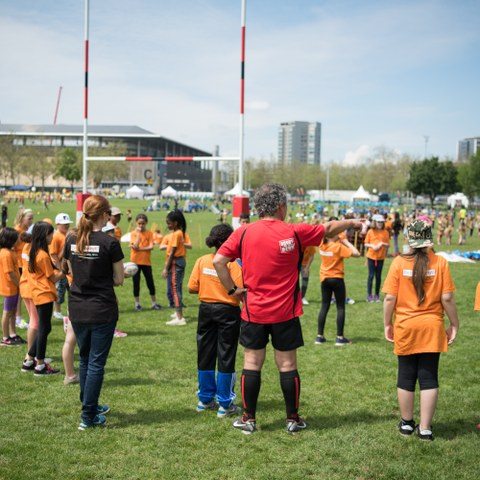 Kids Sports Day 2016 Rugby (JPG, 3,5 MB). Vergrösserte Ansicht