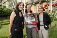 Bild 2: Gewinnerinnen Integrationspreis