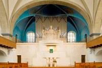 Bild Innenraum Pauluskirche