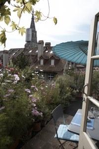 Bild Dachterrasse