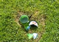 Bild kaputte Flasche 1
