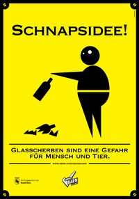 Plakat Scherben 1
