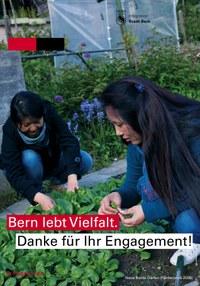 Plakat BunteGärten