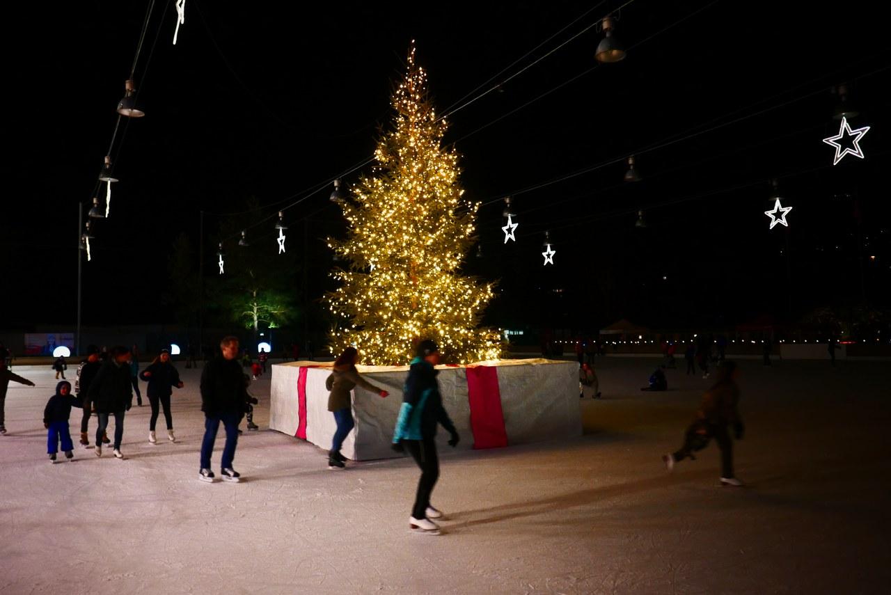 Nachtschlöfle Advent KaWeDe Bild Sportamt der Stadt Bern