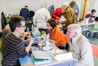 Energiewende erleben: Repaircafe Köniz, Bild: Thomas Hodel