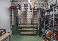 Bild Reinigungsstützpunkt Werkraum