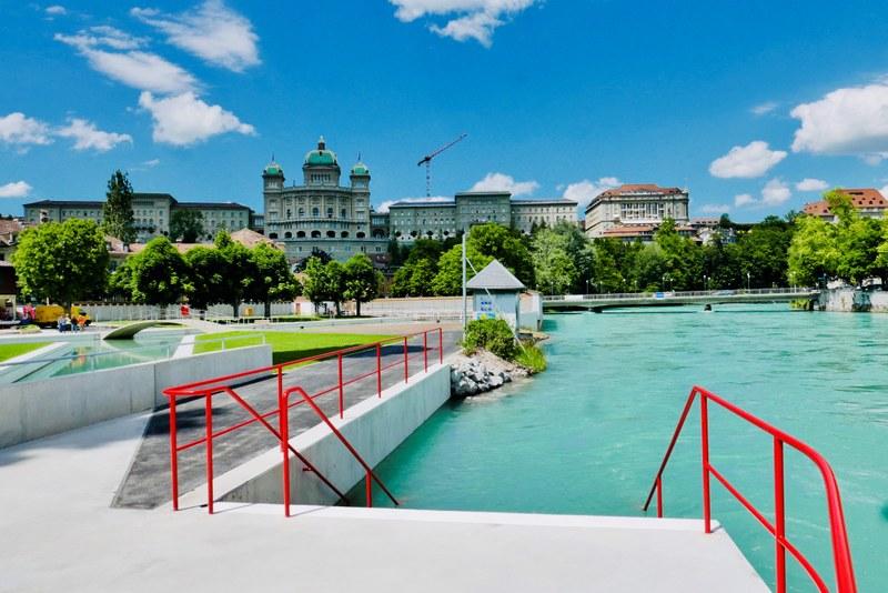 Bild Gesamtansicht Bueber. Sportamt der Stadt Bern