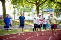 Bewegung für SeniorInnen Bild Sportamt Stadt Bern