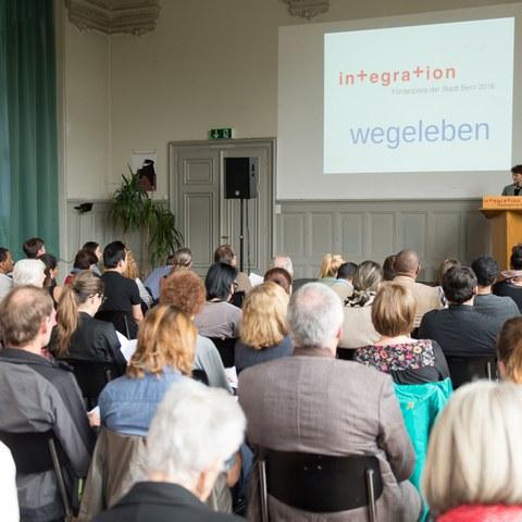 Integrationspreis 2016 3 Bild Sandra Blaser . Vergrösserte Ansicht