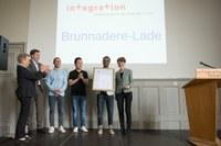 Integrationspreis 2016 Brunnadere Lade Bild Sandra Blaser