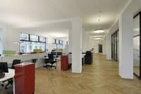 Bild 2: Büro im Erdgeschoss Bild Hochbau Stadt Bern