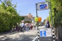 Begegnungszone Burgfeld - Eröffnung 21. Mai 2016