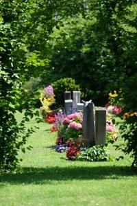 3 Schosshaldenfriedhof, Bild: Christian Flück