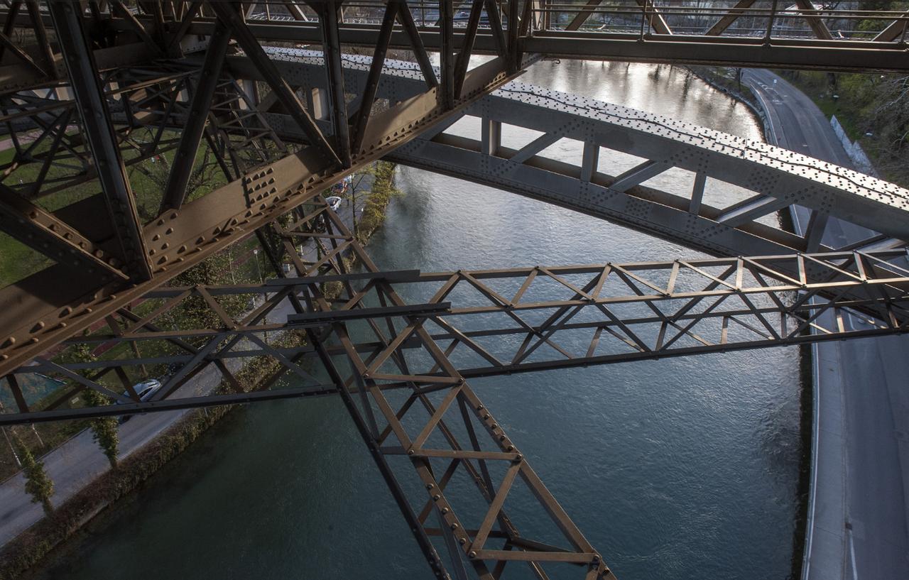 Die Kirchenfeldbrücke wird für knapp vier Monate gesperrt