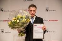 BÄRNCHAMPION 2016: Alexander Gutbrod, Behindertensport