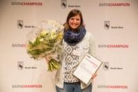 BÄRNCHAMPION 2016: Aline Takacs, offene Kategorie
