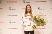 BÄRNCHAMPION 2016: Delia Sclabas, Nachwuchssport