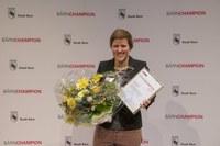 Bärnchampions 2017: Isabella Manzoni, Offene Kategorie Einzelsportlerin