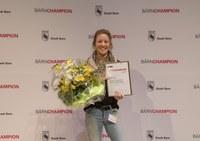 Bärnchampions 2017: Martina Tresch, Elite Einzelsportlerin