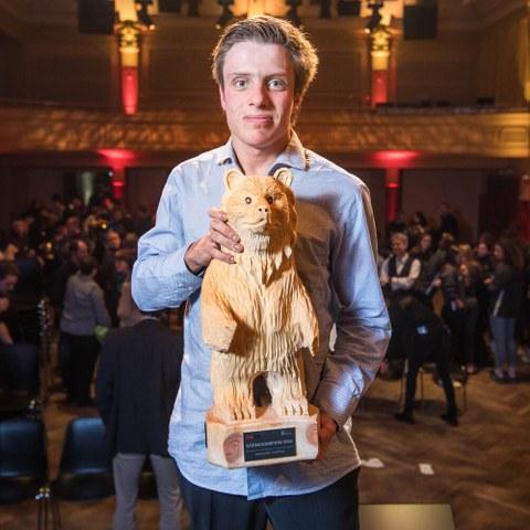 BaernChampion Gewinner Sportler Beeinträchtigung Bild Sportamt Stadt Bern. Vergrösserte Ansicht