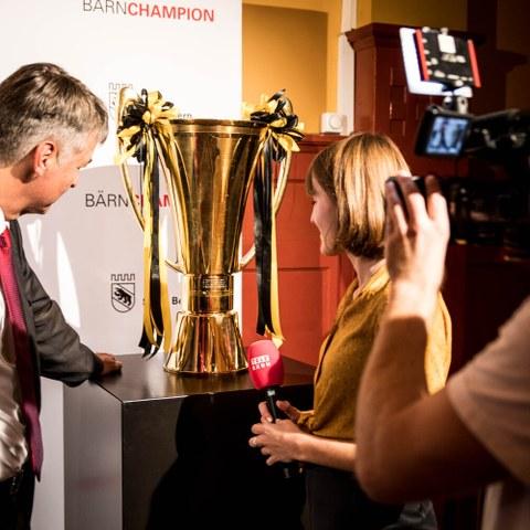 BaernChampion Impressionen 4 Bild Sportamt Stadt Bern. Vergrösserte Ansicht