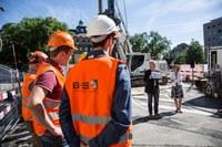 Sanierung Abwasseranlagen Breitsch 2 Bild Pia Neuenschwander