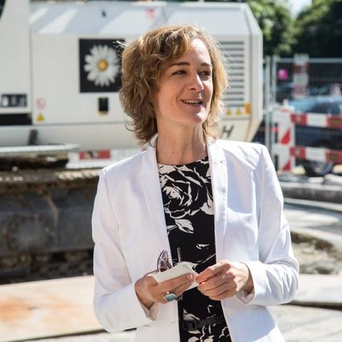 Sanierung Abwasseranlagen Breitsch Ursula Wyss Bild Pia Neuenschwander (JPG, 3,9 MB). Vergrösserte Ansicht