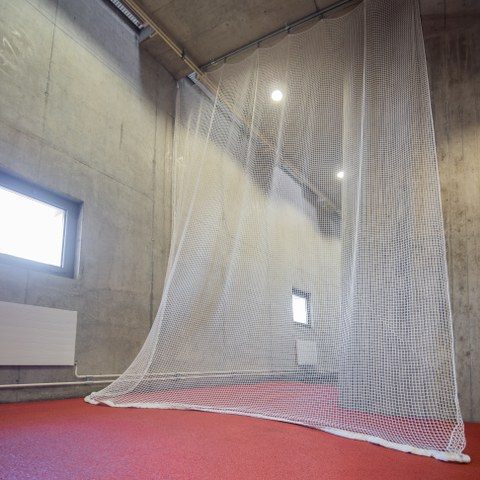 Grosse Anlage für Speer und Baseball (Bild: Sportamt Bern). Vergrösserte Ansicht