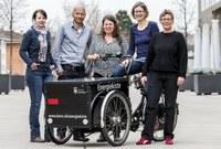 Cargo E Bike Energiekiste Amt für Umwelt Bild 1
