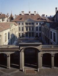 Erlacherhof aussen, Bild: Dominique Uldry