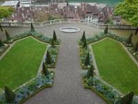 Gartenterrasse Erlacherhof, Bild: Denkmalpflege Stadt Bern