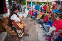 Märlin der Geschichtenerzähler (Bild: Talal Doukmak)
