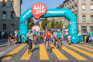 Hallo Velo Sart 2018 Bild hallovelo.be. Vergrösserte Ansicht