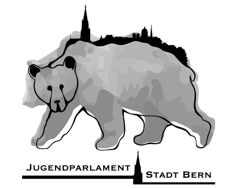 Logo des Jugendparlaments der Stadt Bern