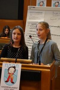 41. Session KiPa: Vorstellen Umweltschutztipps