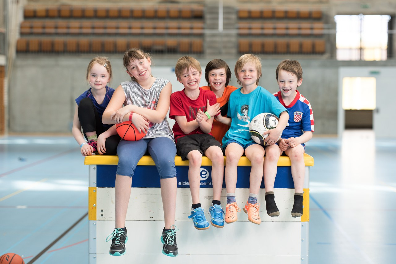 Kindersportangebot «MiniMove» neu auch in Bern West