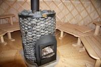 Bild Ofen Saunalandschaft Lorrainebad