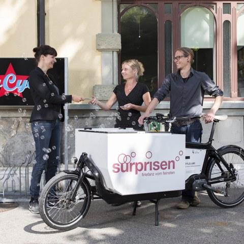 eCargo Bikes 2 Bild Beat Schweizer (JPG, 5,9 MB). Vergrösserte Ansicht