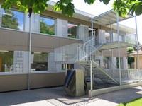 Aussenansicht Modulbau Munzinger 2 Bild Hochbau Stadt Bern