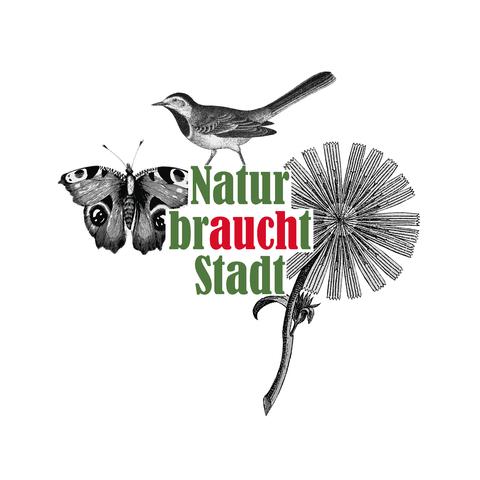 Bild 6 Logo Natur braucht Stadt. Vergrösserte Ansicht