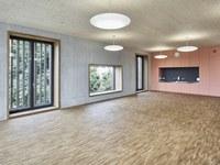 Bild 1 Volksschule Pestalozzi. Foto: Rolf Siegenthaler Fotografie