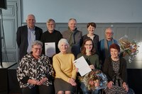 Bild Preistragende Sozialpreis 2017. Bild: Peter Brand