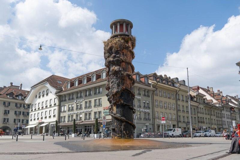 Bild Meret-Oppenheim-Brunnen (Stadt Bern).