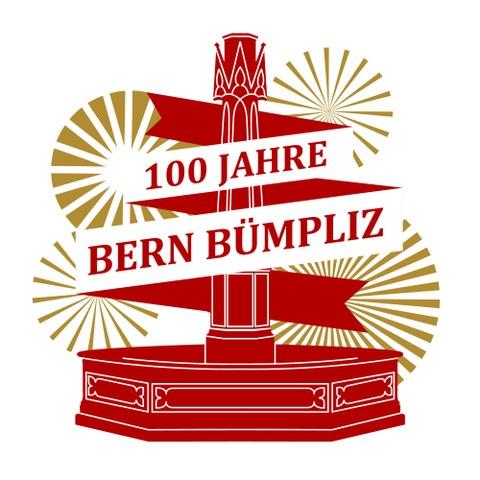 Logo 100 Jahre Bern Bümpliz